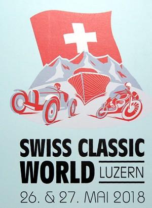 SWISS CLASSIC WORLD 2018