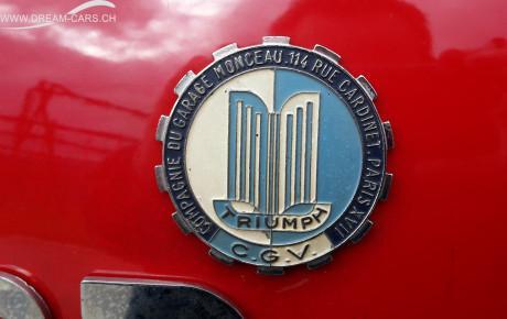Triumph TR4 Cabriolet