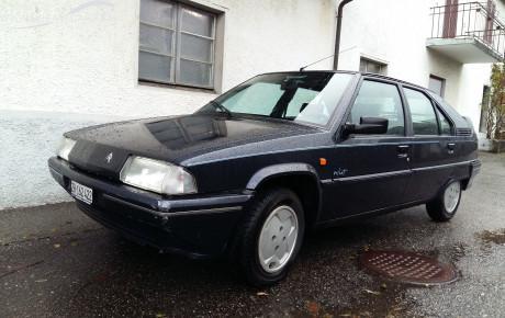 Citroën BX 16 Velvet