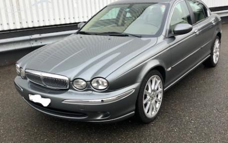 Jaguar X-type 3.0L V6 Executive Allrad