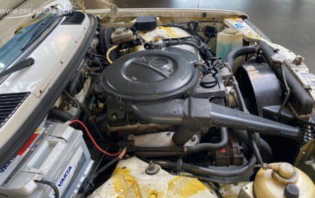 Mercedes Benz 200 T – Restauriert, H-Kennzeichen