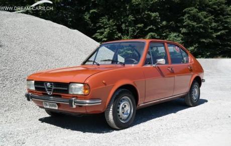 Alfa Romeo Alfasud 1.2 Super