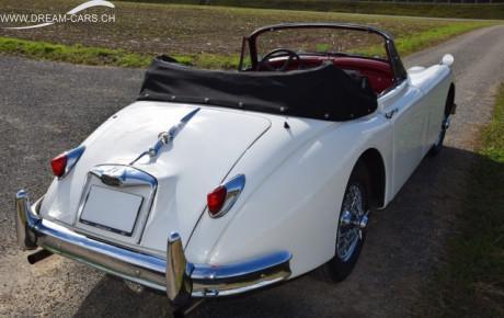 Jaguar XK 150 Cabriolet