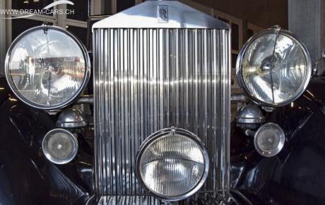 Rolls Royce Wraith Limousine 1941