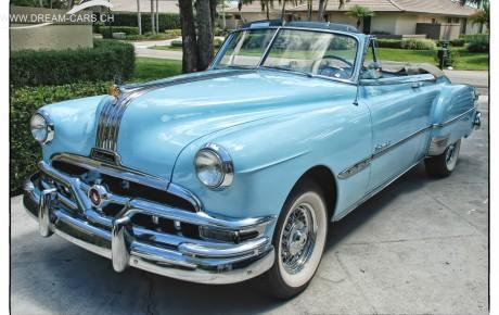 Pontiac Chieftain Convertible Deluxe Straight Eight