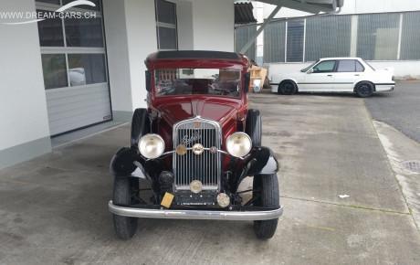 Fiat 508 Balilla Limousine 1933