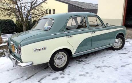 Peugeot 403  '1958