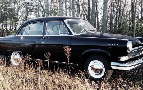 Wolga M 21 Bj. 1967 zu verkaufen